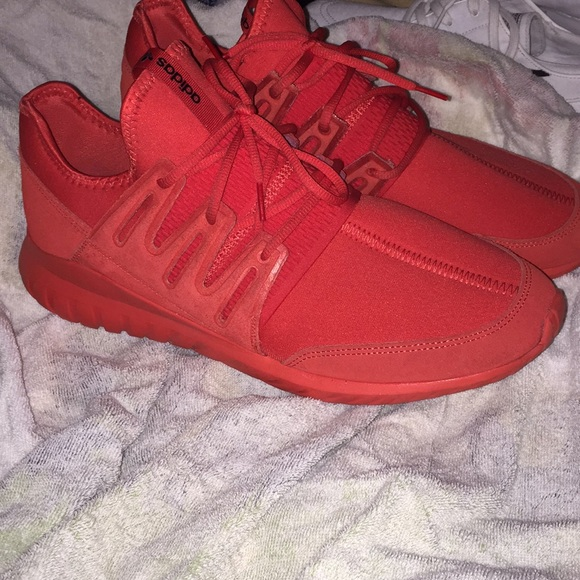 ecfde9e20bc adidas Other - Adidas Tubular Radial (Red)
